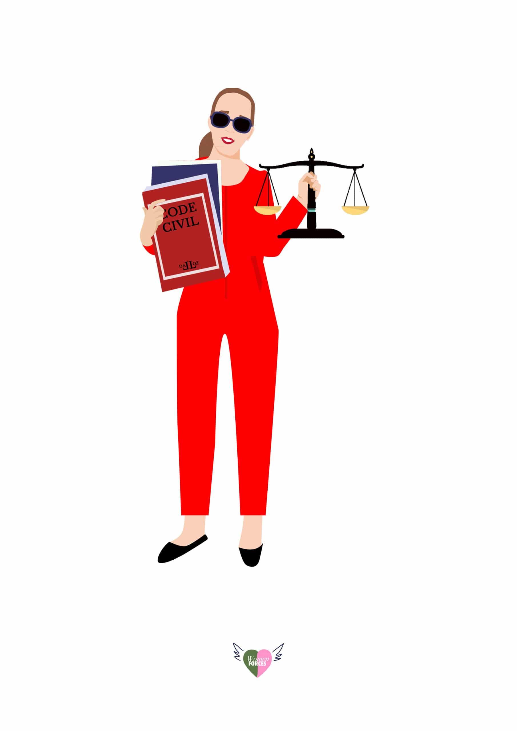 Coordinatrice pour le juridique